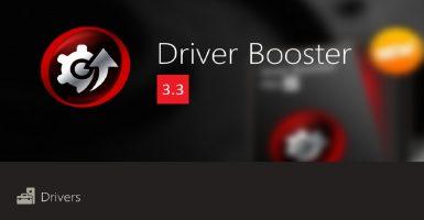 Como actualizar Driver Booster 1
