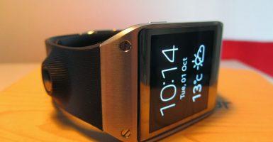 Como actualizar Galaxy Gear, el reloj inteligente de Samsung