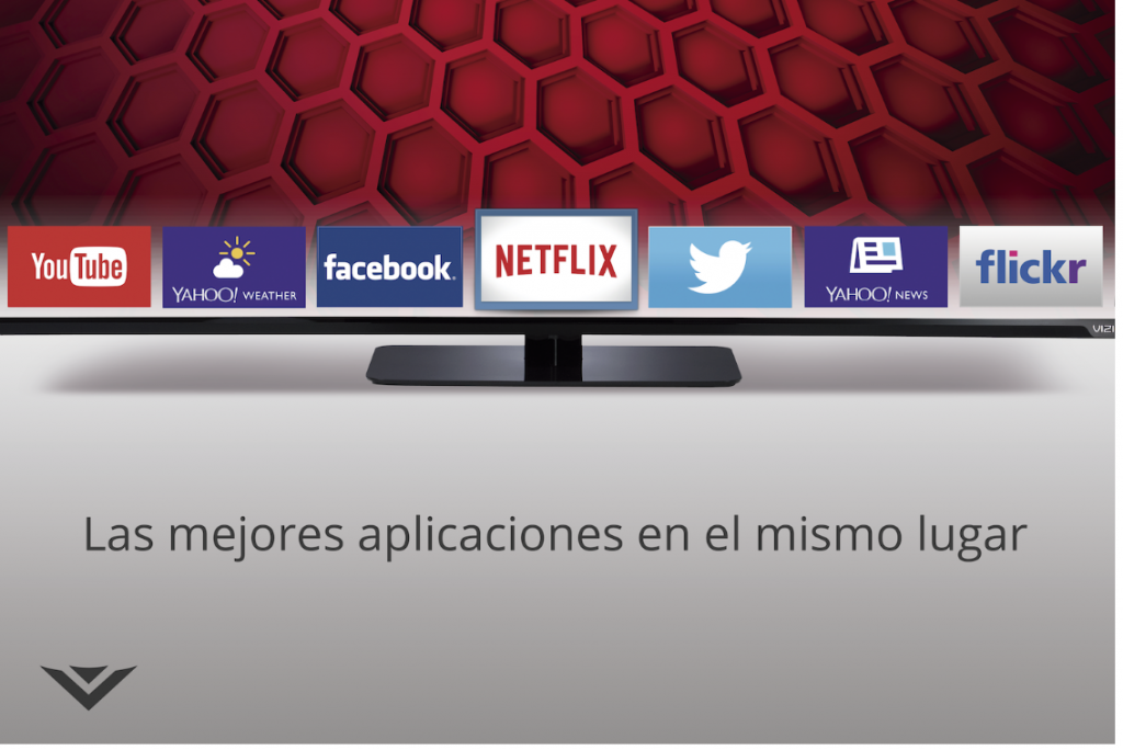 actualizar el Smart TV VIZIO 3