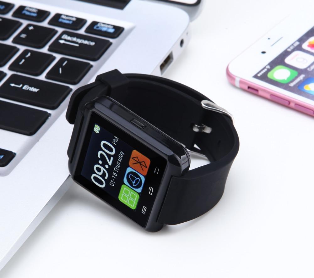 actualizar de manera eficaz el firmware del Smartwatch u8