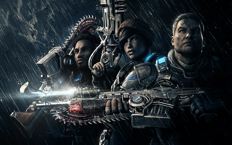 Gears of Wars