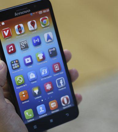 Pasos para realizar actualización Android a LENOVO A850 1