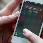 Como actualizar Siri