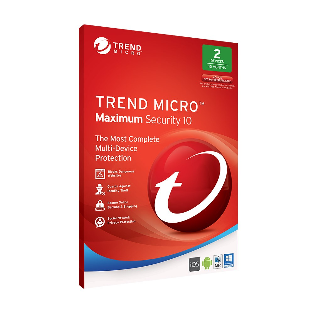 Trend Micro Security 1