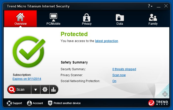 Trend Micro Security 3