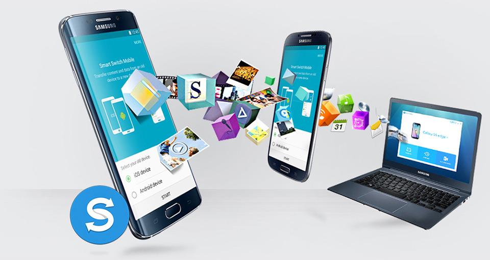 actualizar el software de Samsung J7---