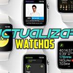 Actualiza WatchOS de una manera sencilla y rápida