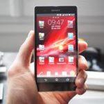 Cómo actualizar Android de SONY