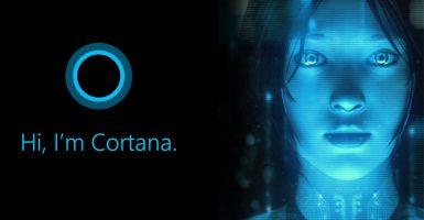 Instalación y actualización de Cortana en un dispositivo móvil 1