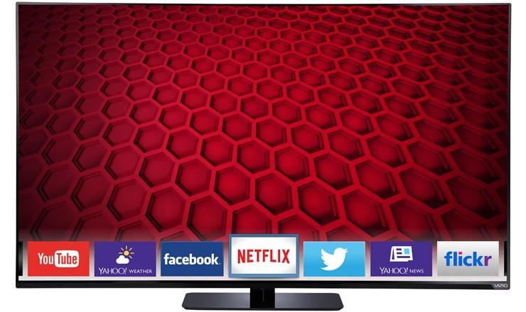 actualizar el Smart TV VIZIO 1
