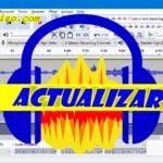 Cómo actualizar Audacity